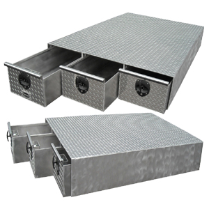 Aluminum Truck Bed Drawer Tool Box Xctb 45 Aluminum